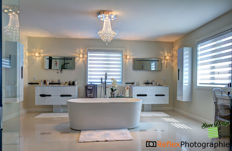 store salle de bain cool facette store salle de bain. Black Bedroom Furniture Sets. Home Design Ideas
